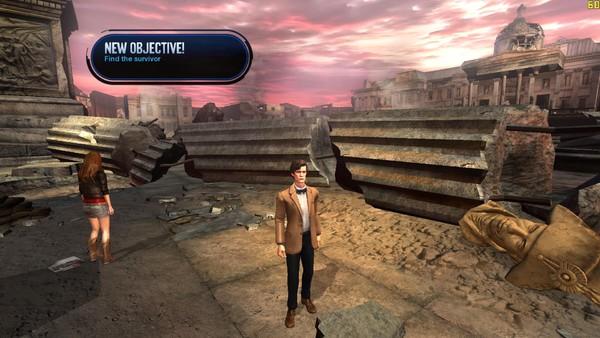 神秘博士:达雷克斯之城截图2