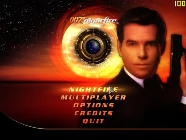 詹姆斯邦德007:夜火截图0