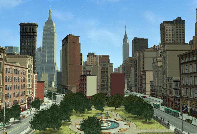 城市梦想家:纽约截图0