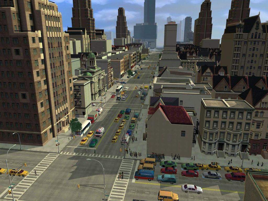 城市梦想家:纽约截图2