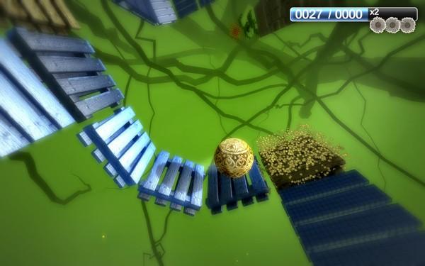 3D平衡球截图2
