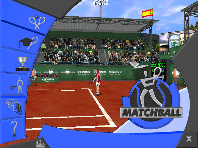 网球对战截图0