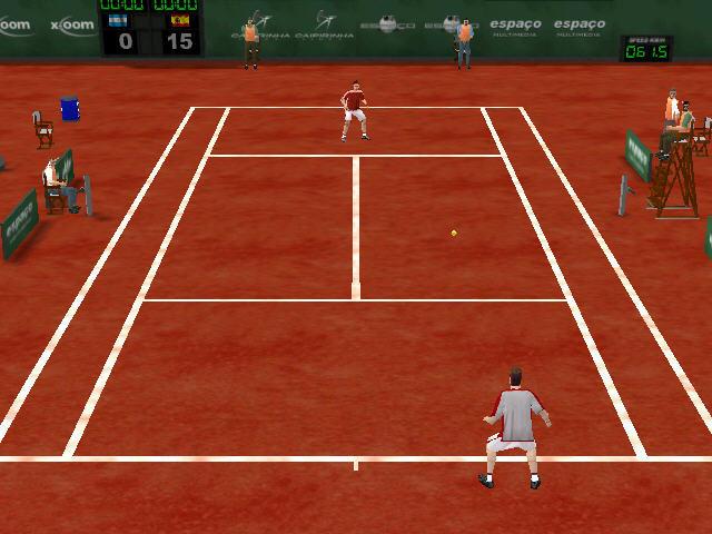 网球对战截图1