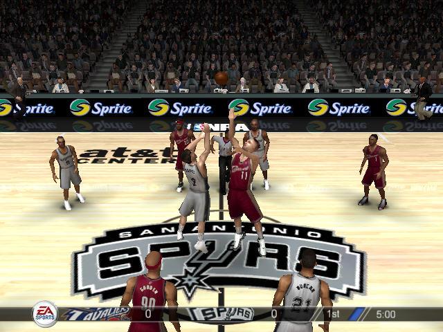 NBA LIVE 2008截图6