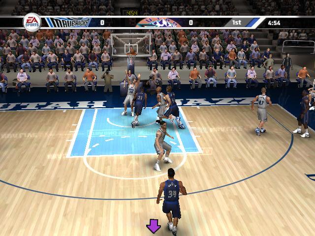 NBA LIVE 2007截图2