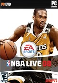 NBA LIVE 2008中文版