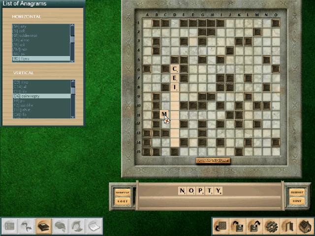 拼字游戏2007截图0