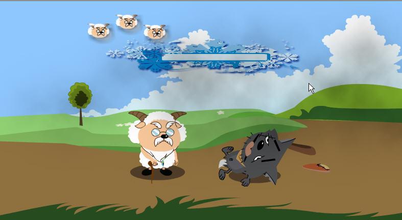 灰太狼横扫羊村截图2