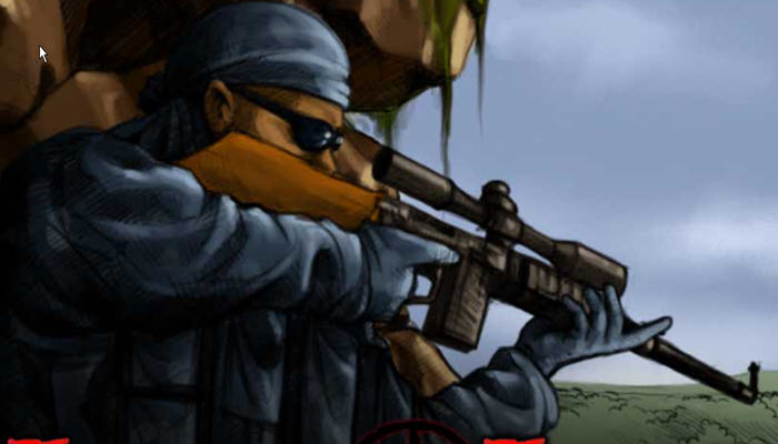 狙击手的使命截图0