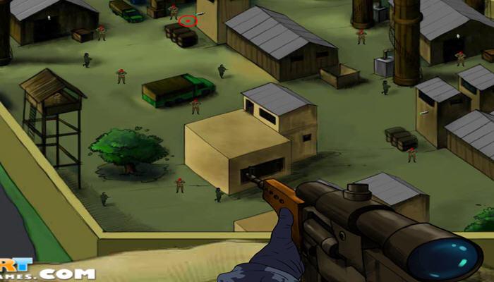 狙击手的使命截图2