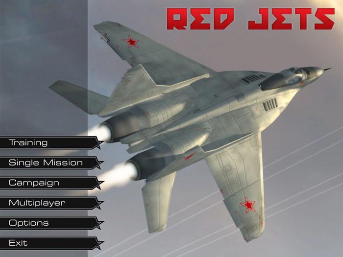 红色战鹰截图1