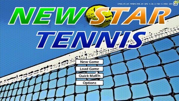 网球新星截图1