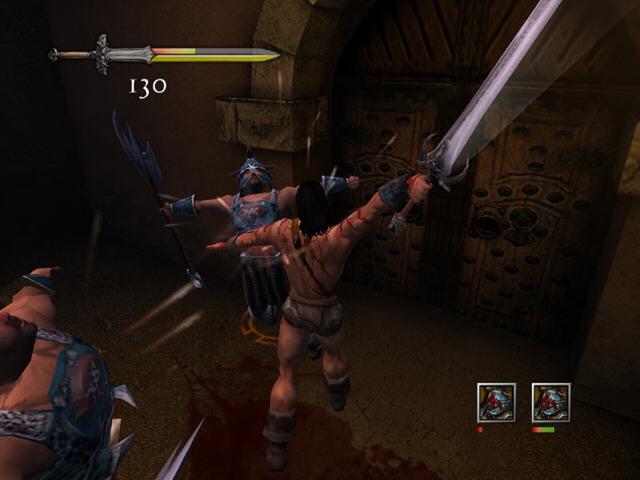 王者之剑黑暗之斧截图0