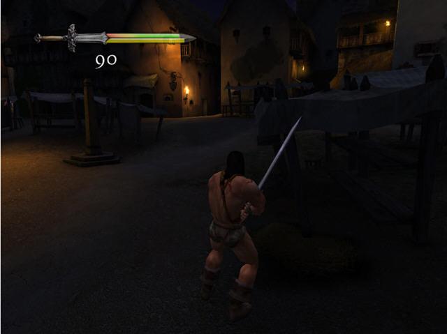 王者之剑黑暗之斧截图2