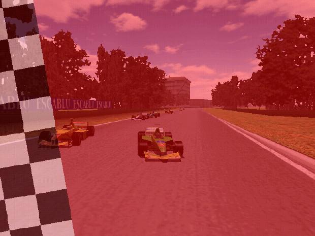 虚拟大赛车2截图0