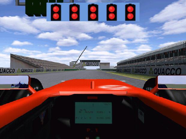 虚拟大赛车2截图1