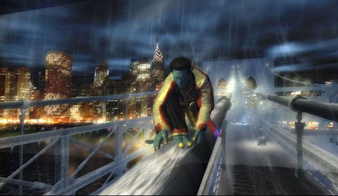 X战警3:官方游戏截图2