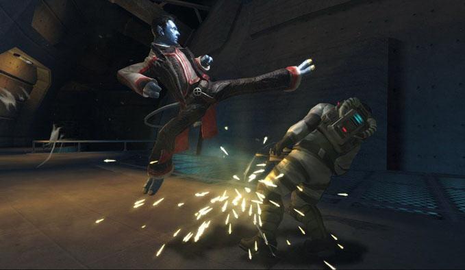 X战警3:官方游戏截图1