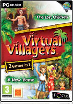 虚拟村庄(Virtual Villagers Double Pack)