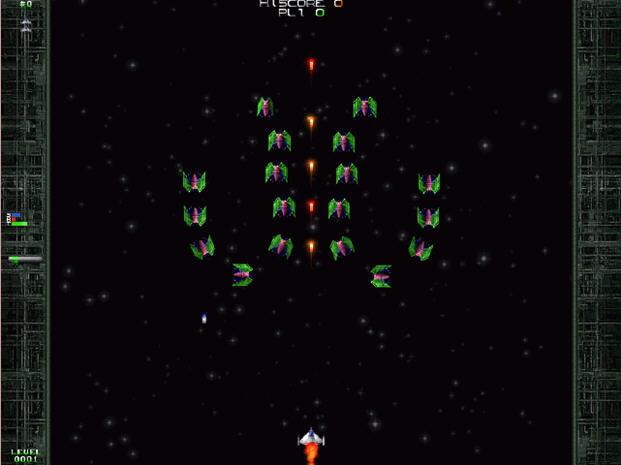 银河战机截图1