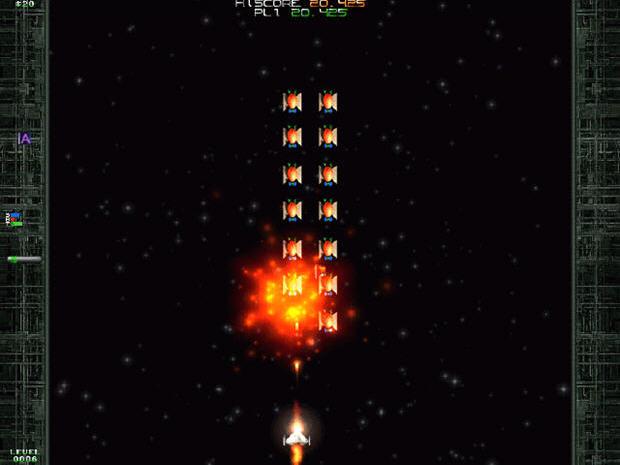 银河战机截图0