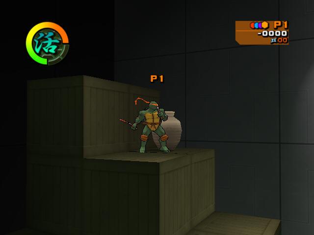 忍者神龟2截图2
