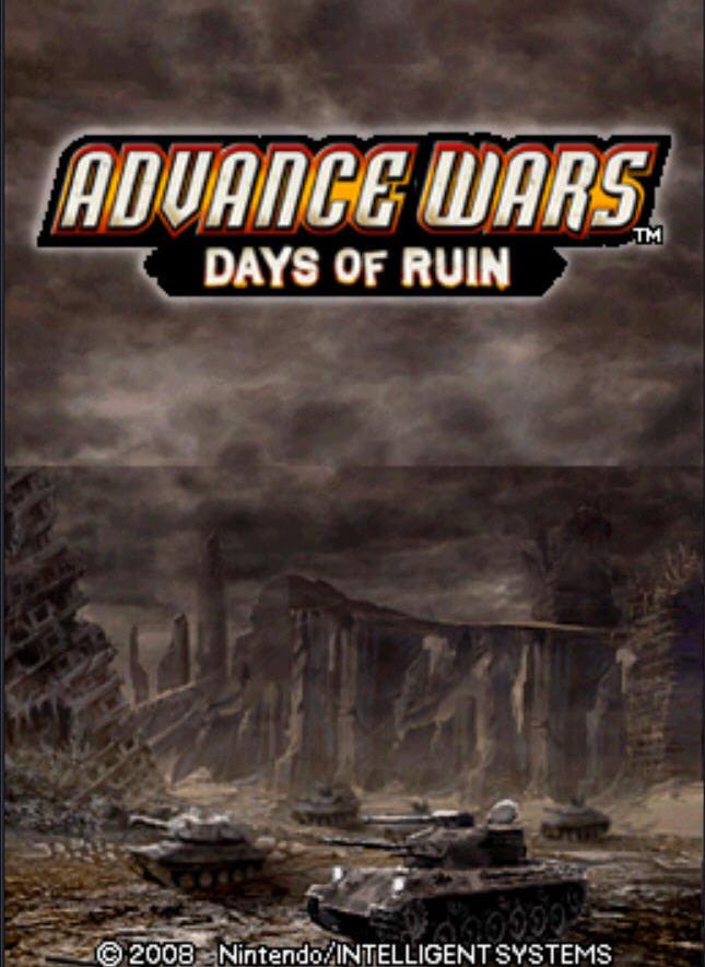 超级大战争:毁灭之日截图0