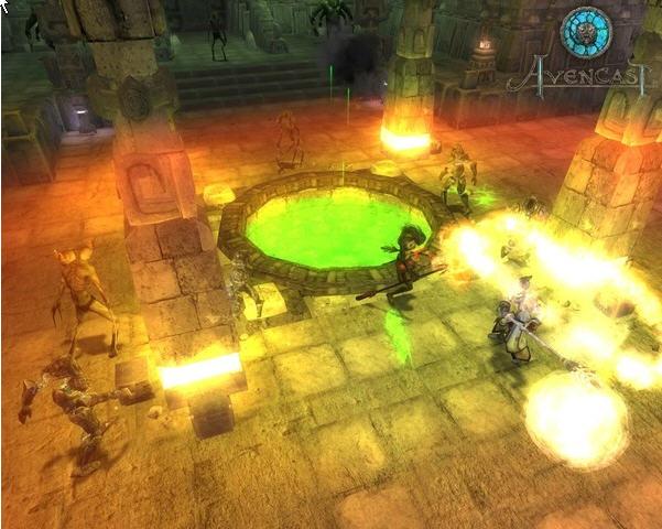 暗黑魔法师:崛起截图2