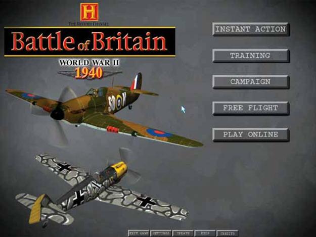 不列颠空战1940截图1
