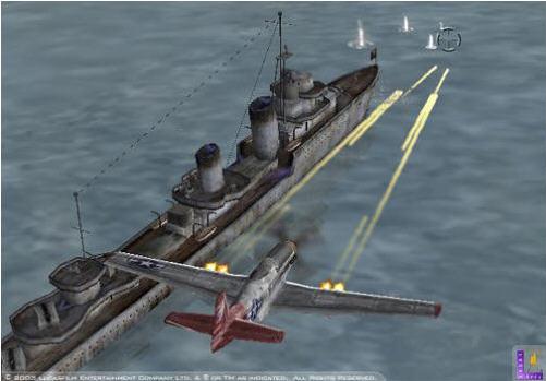 诺曼底上空的秘密武器截图1