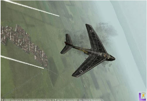 诺曼底上空的秘密武器截图2