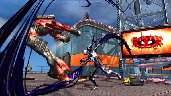 蜘蛛侠:破碎维度截图1
