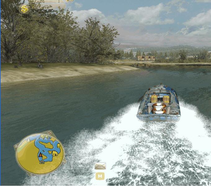 超级摩托艇GT截图2