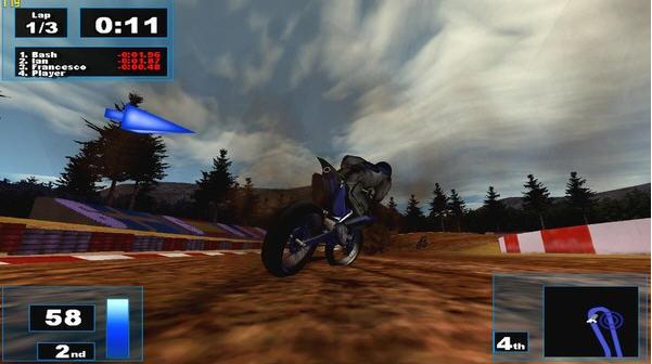 终极越野摩托车截图0