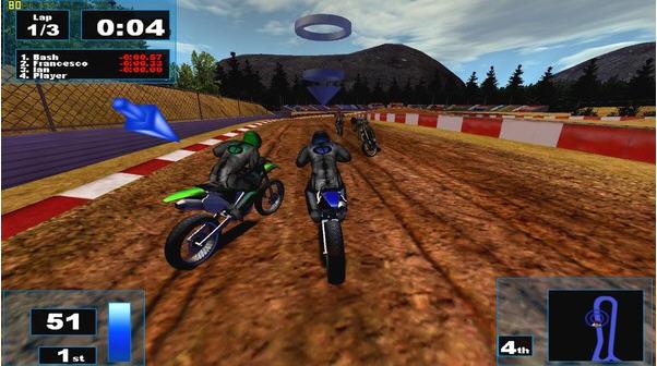 终极越野摩托车截图2