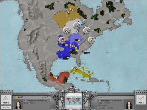征服时代3截图0