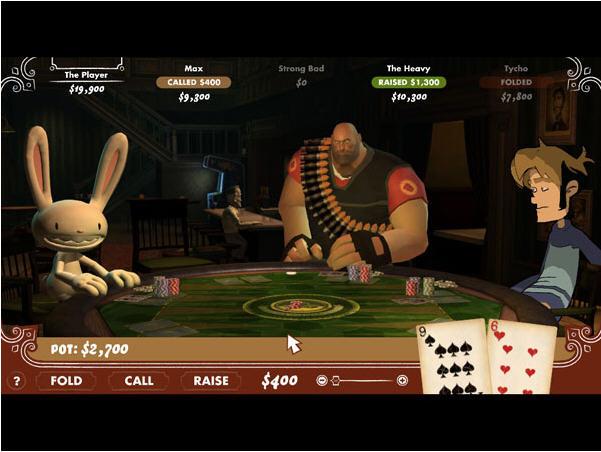 扑克之夜截图0