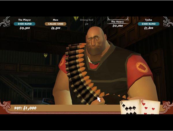 扑克之夜截图2