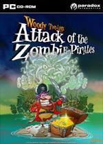 两只木腿的伍迪:僵尸海盗的进攻