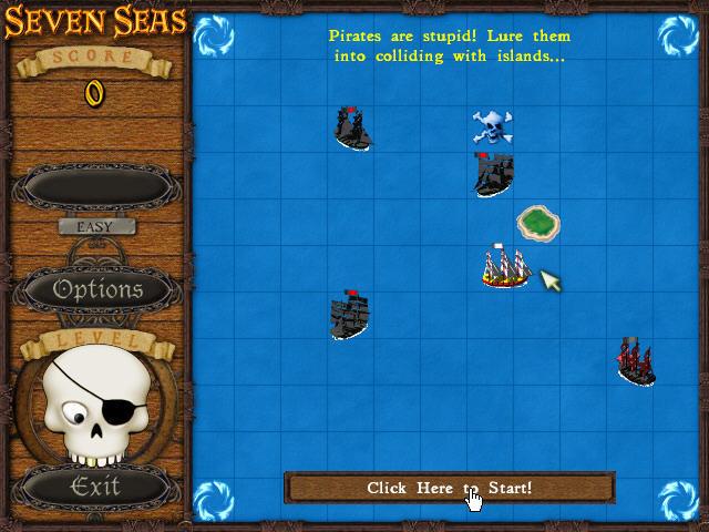 海盗船截图1