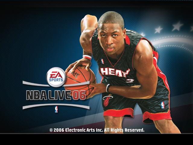 NBA LIVE 2006截图5