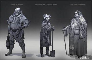 《Codename: Kingdoms》游戏设定图