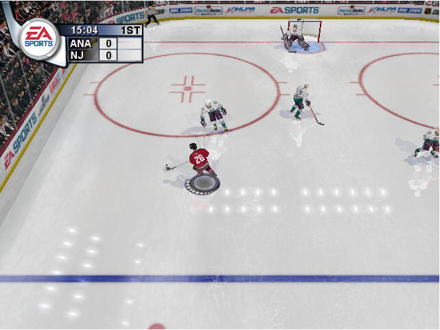 EA冰球2004截图1