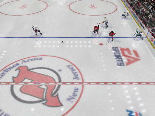 EA冰球2004截图2