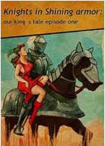 辉甲骑士:我们国王的传闻逸事却是又有挑战者前来挑战却是又有挑战者前来挑战(Knights in Shining Armor: Our King's Tale)