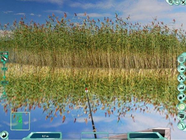 钓鱼模拟2011截图1