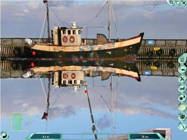 钓鱼模拟2011截图2