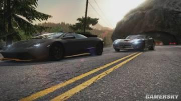 《极品飞车14 热力追踪3》最新DLC