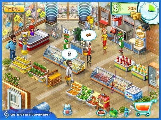 疯狂超市2截图2