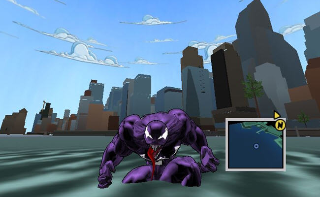 终极蜘蛛侠截图0